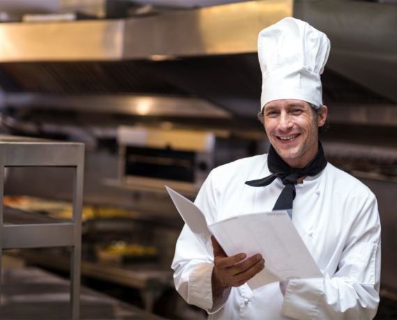 restaurant and hospitality menu services